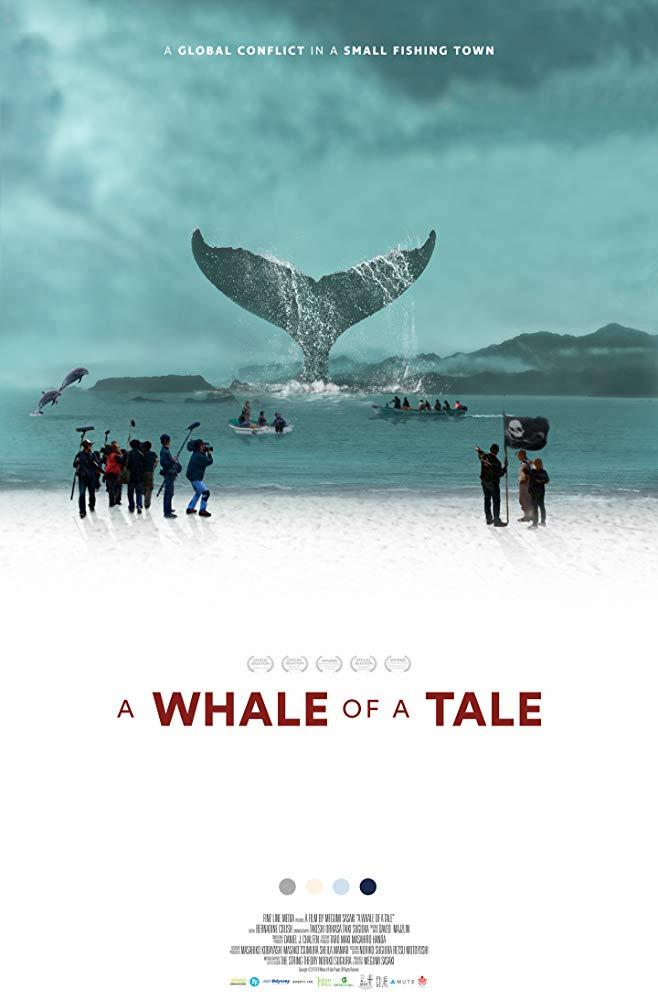 A Whale Of A Tale poster art