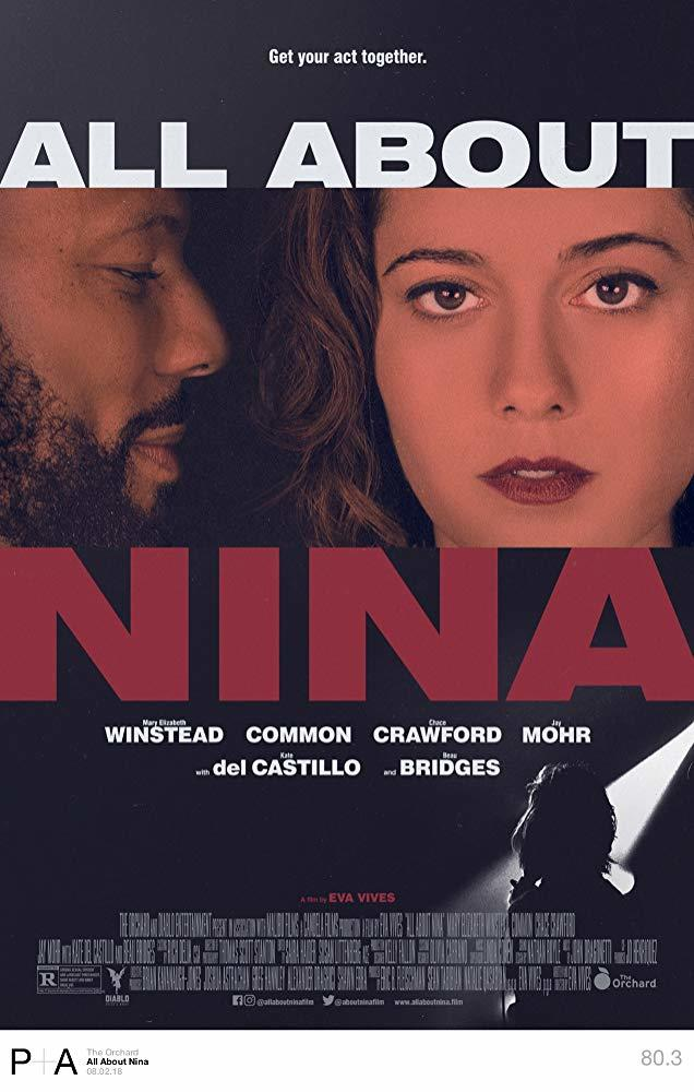 All About Nina poster art
