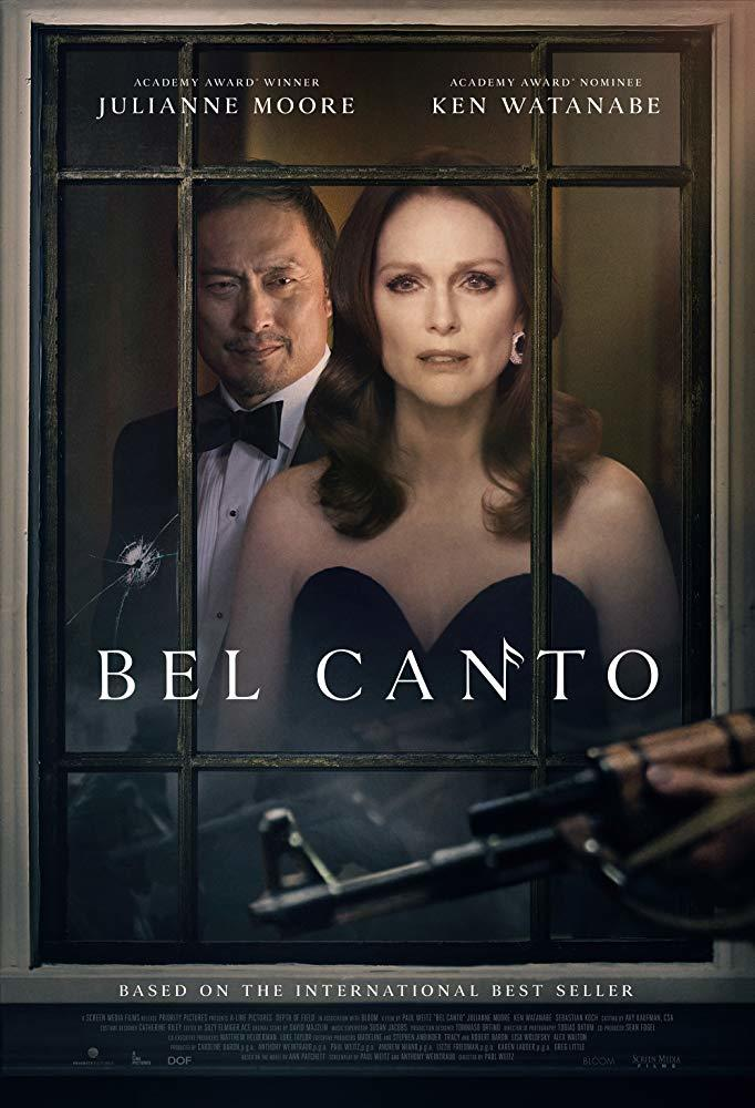 Bel Canto poster art