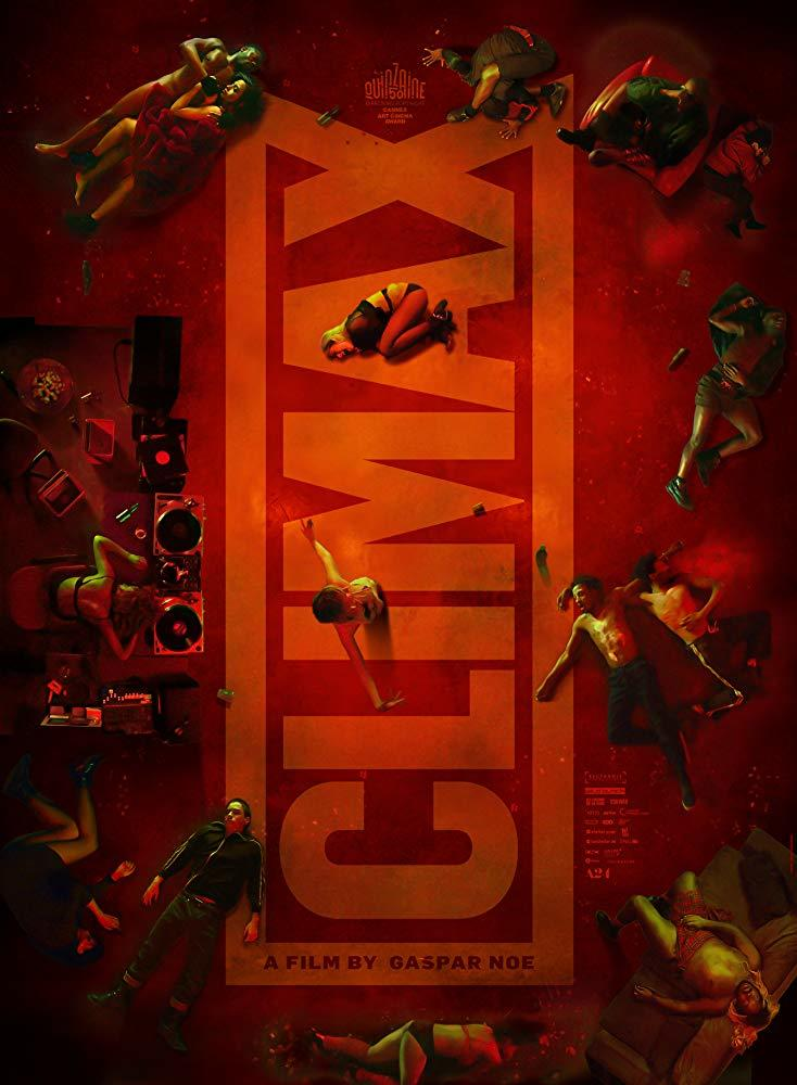 Climax poster art