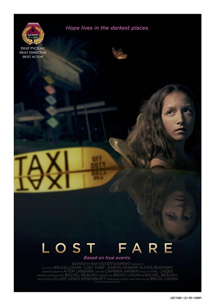 Lost Fare poster art
