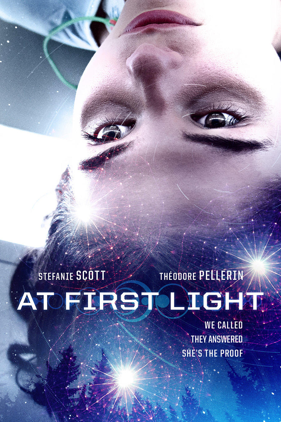 At First Light poster art
