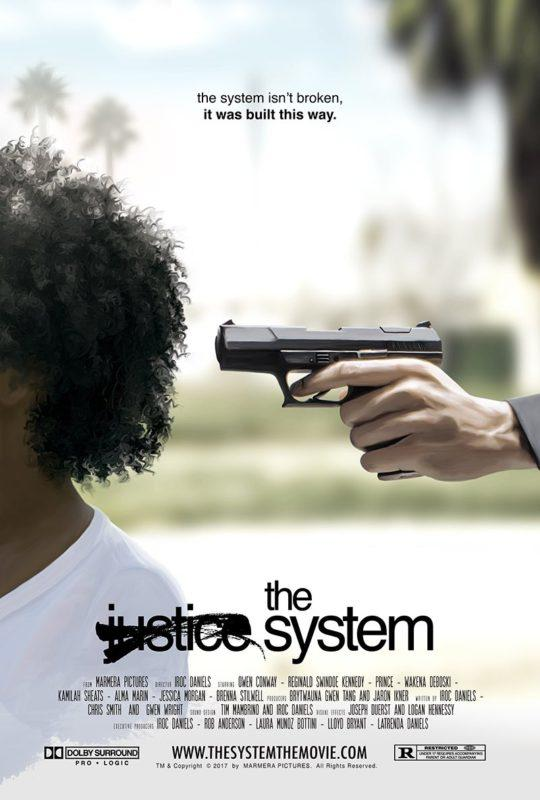 The System poster art