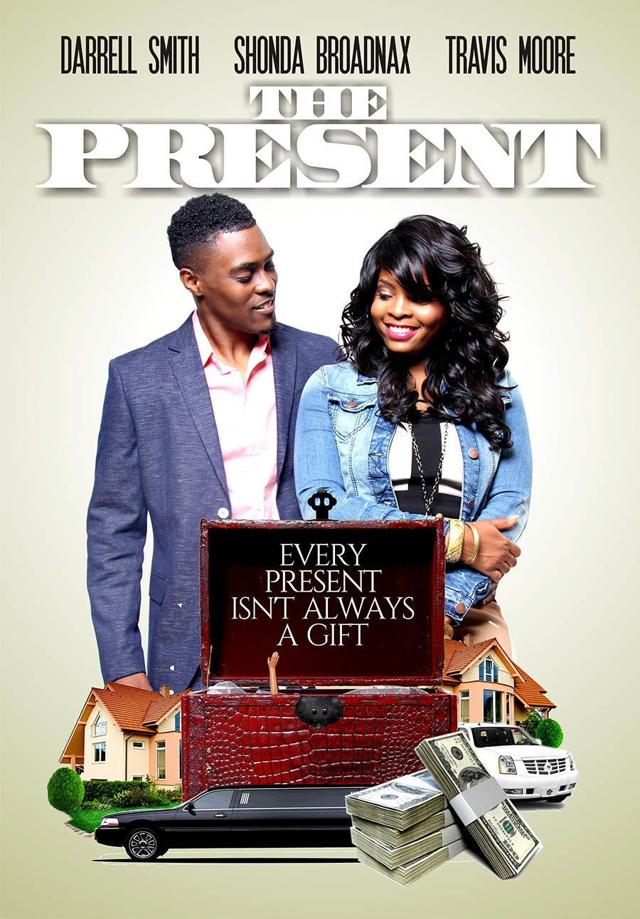 The Present poster art