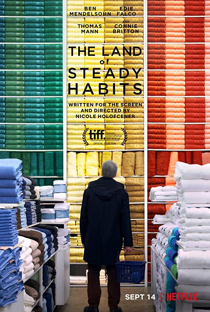 The Land Of Steady Habits poster art
