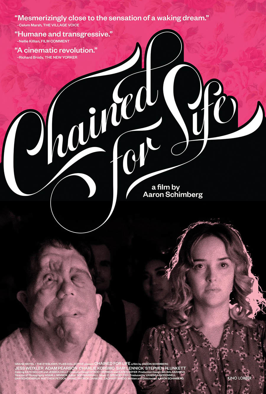 Chained for Life poster art