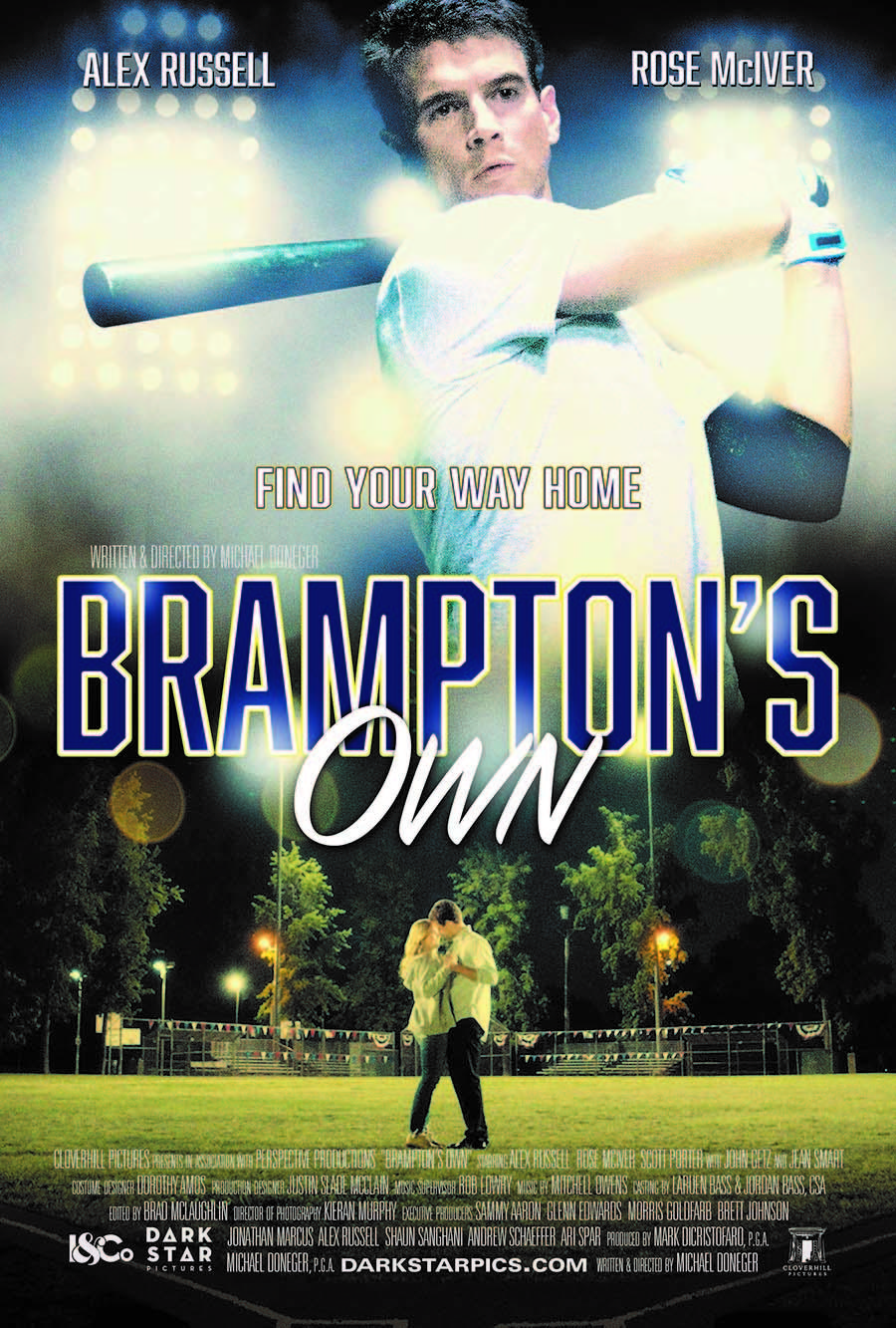 Brampton's Own poster art