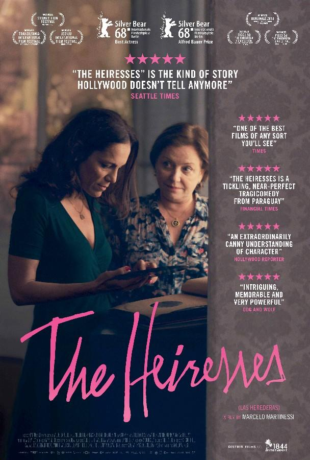 The Heiresses poster art