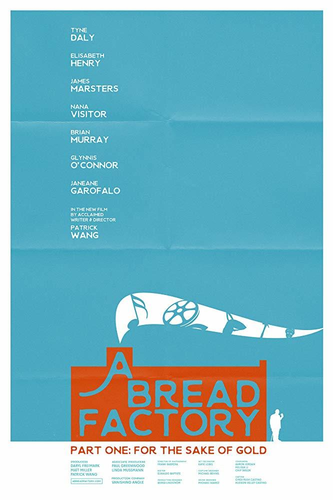 A Bread Factory, Part One poster art