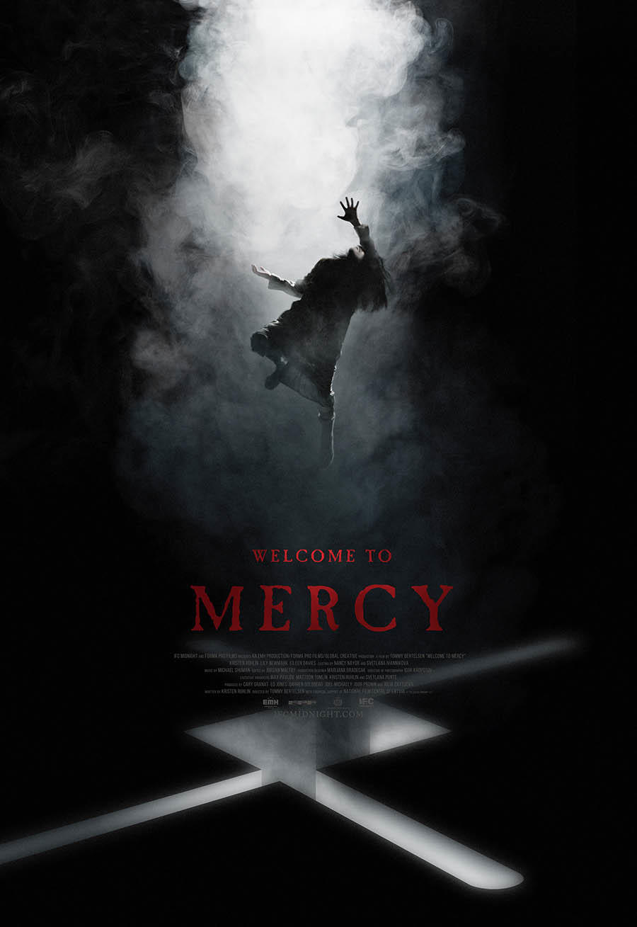 Welcome to Mercy poster art