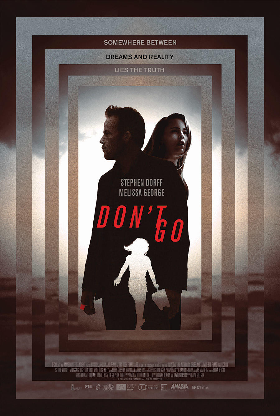 Don't Go poster art