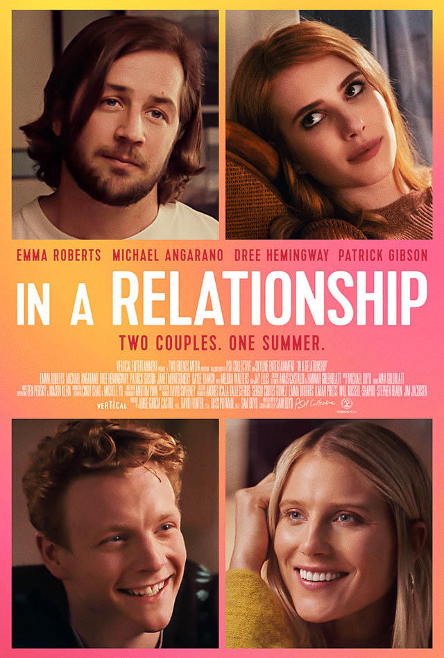 in a Relationship poster art