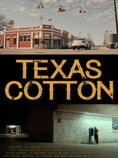 Texas Cotton poster art