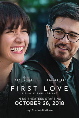 First Love poster art