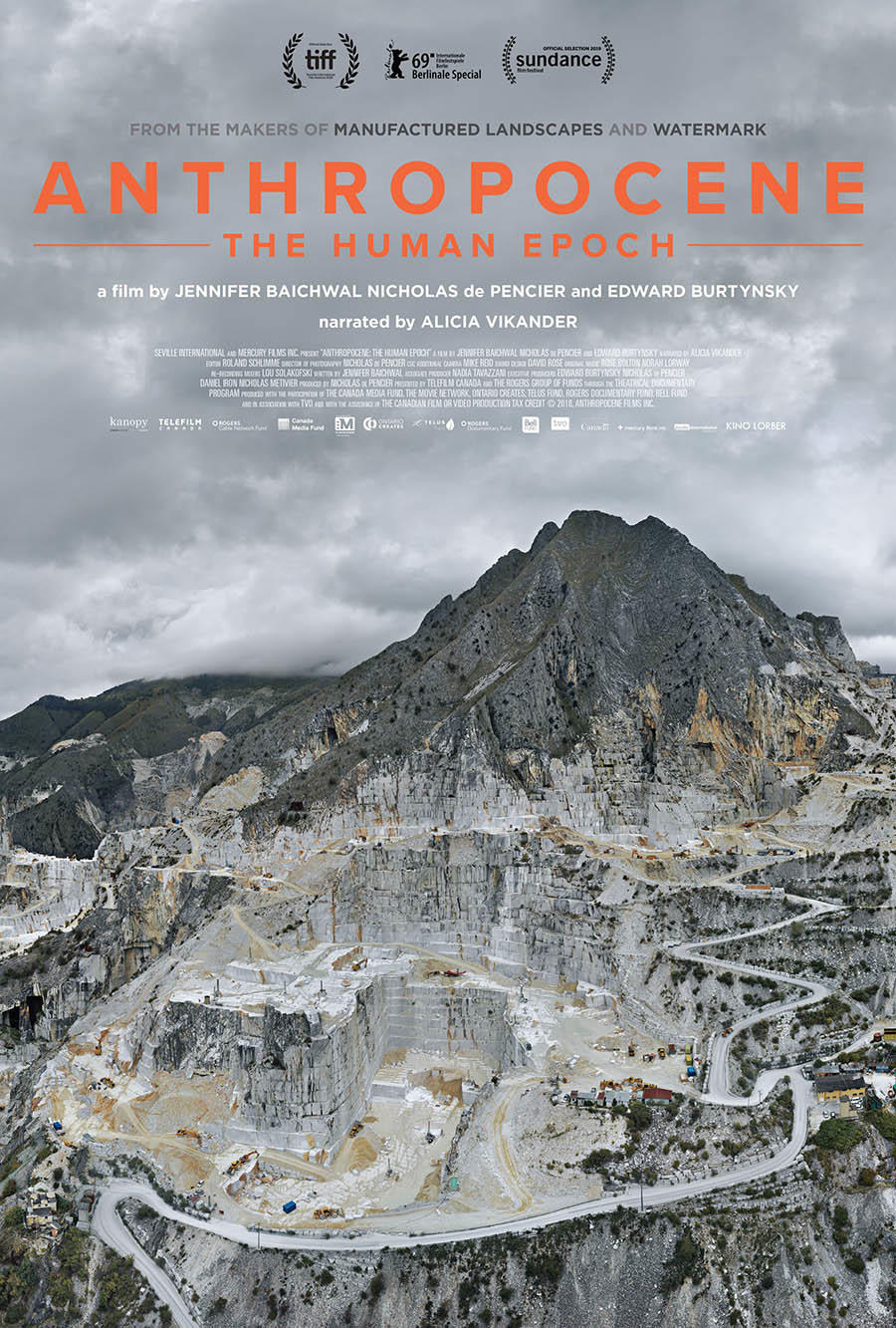 Anthropocene: The Human Epoch poster art