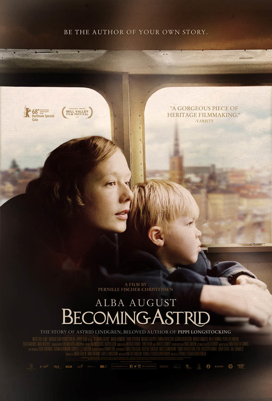 Becoming Astrid poster art