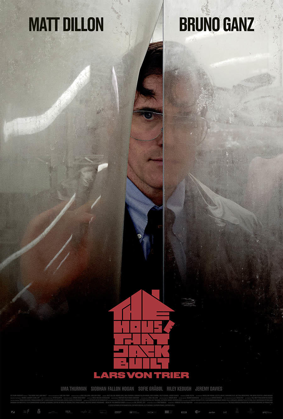 The House That Jack Built poster art