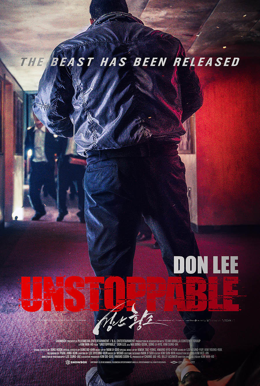 Unstoppable poster art