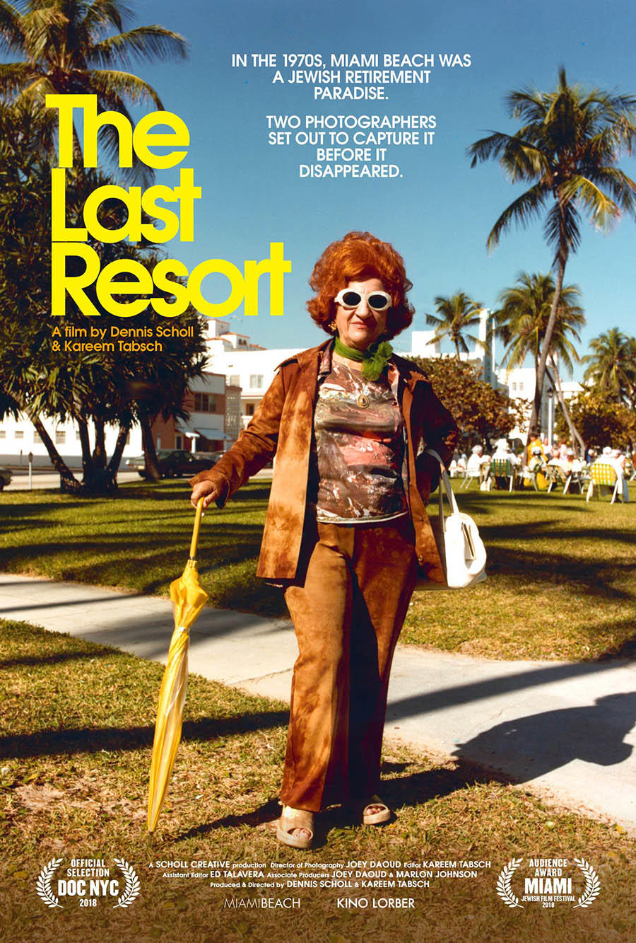 The Last Resort poster art