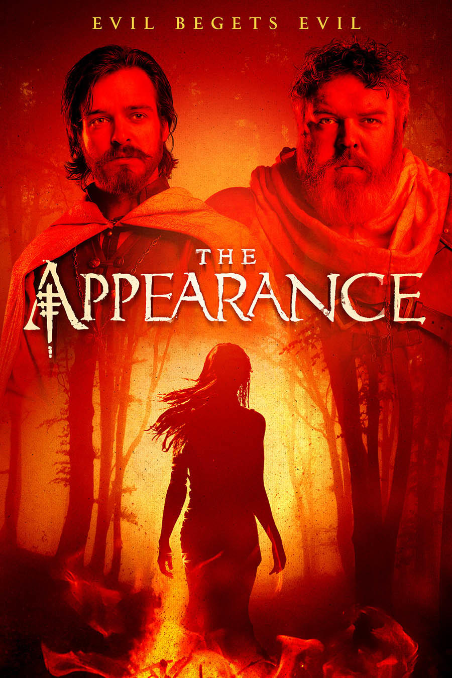 The Appearance poster art