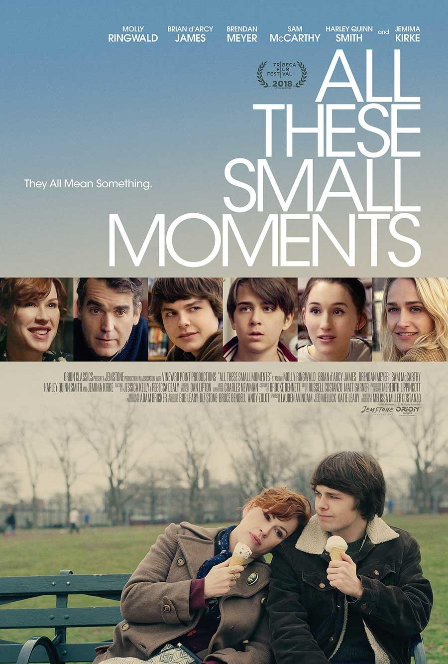 All These Small Moments poster art