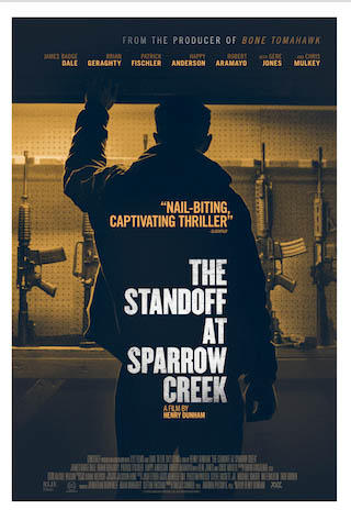 The Standoff At Sparrow Creek poster art