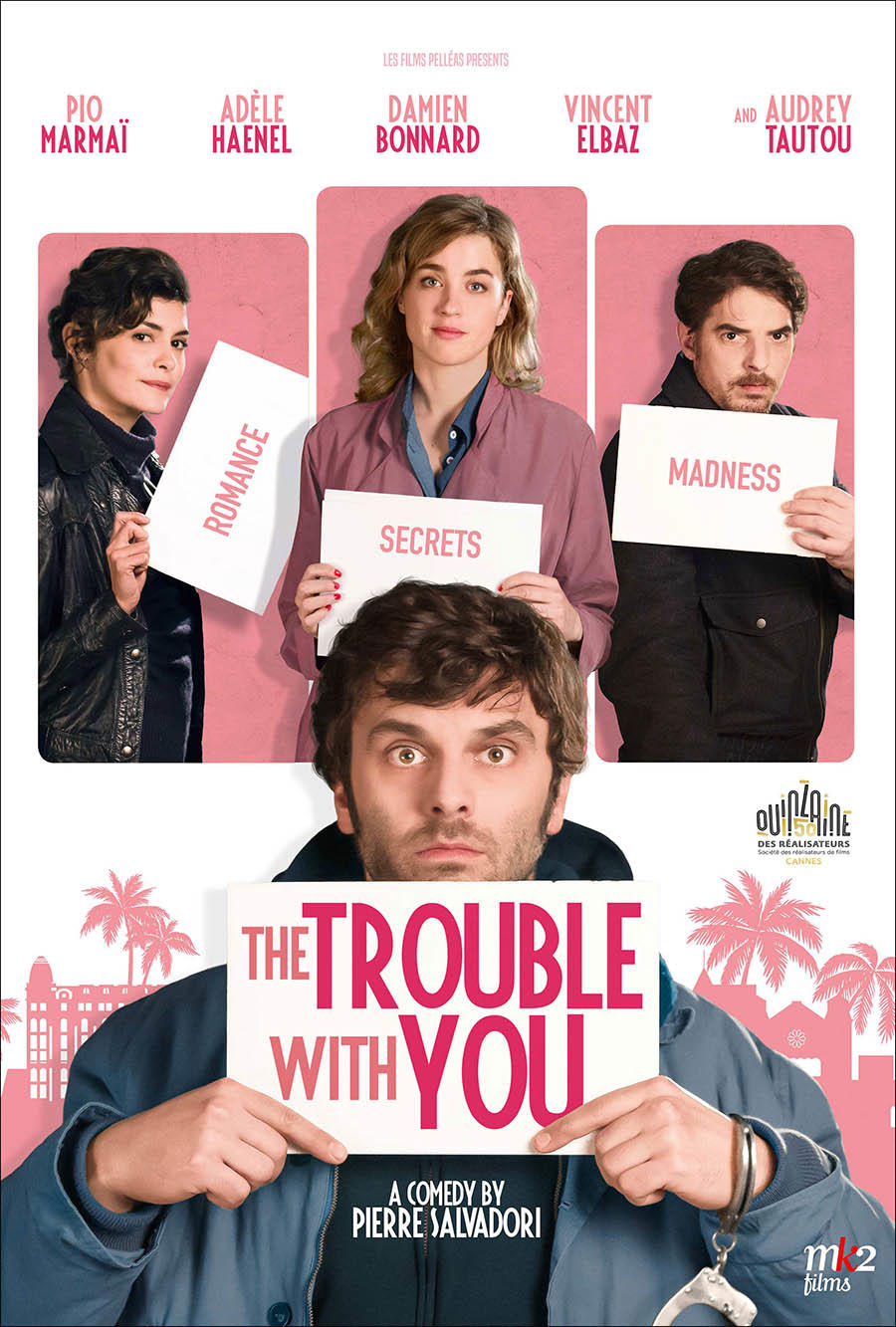 The Trouble With You (En liberté!) poster art