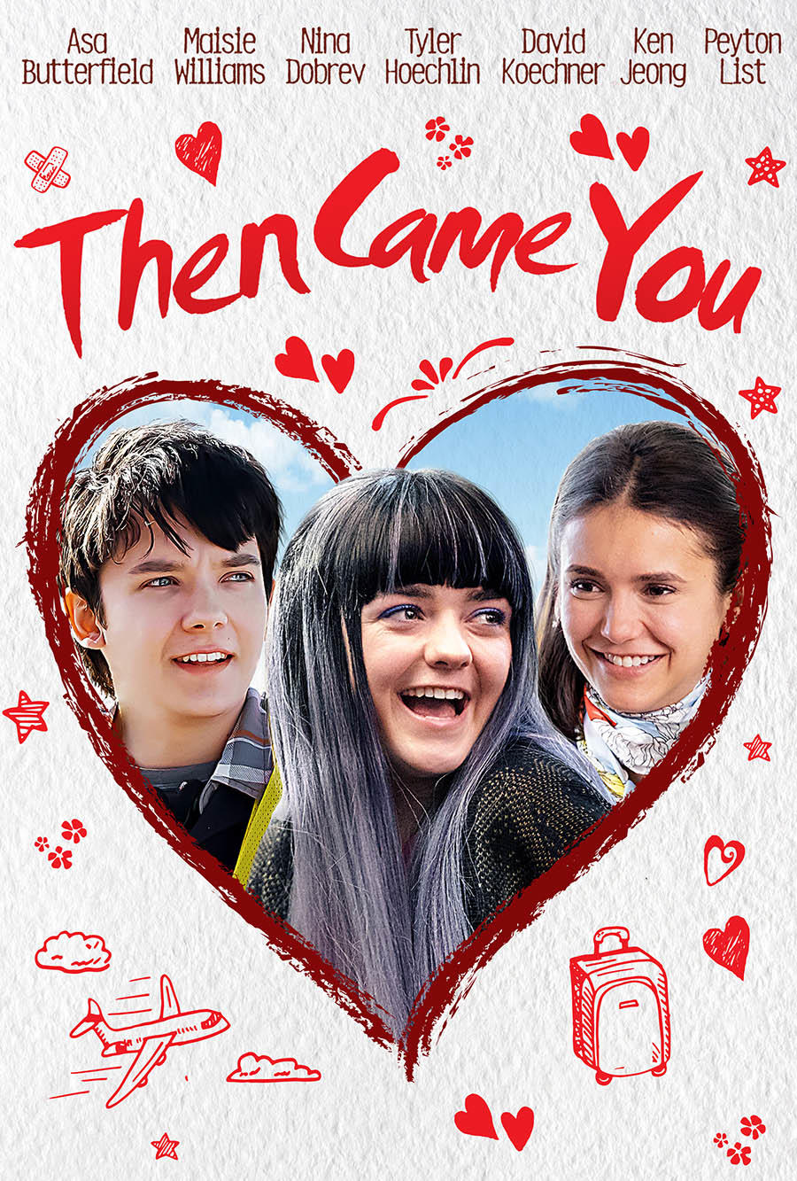 Then Came You poster art