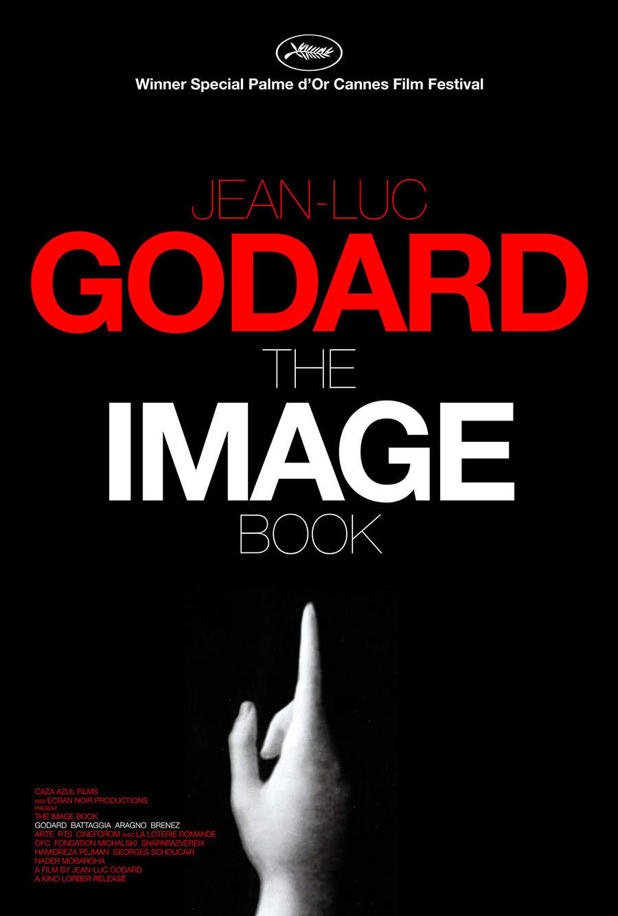 The Image Book poster art