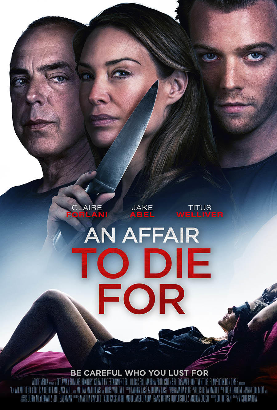 An Affair to Die For poster art