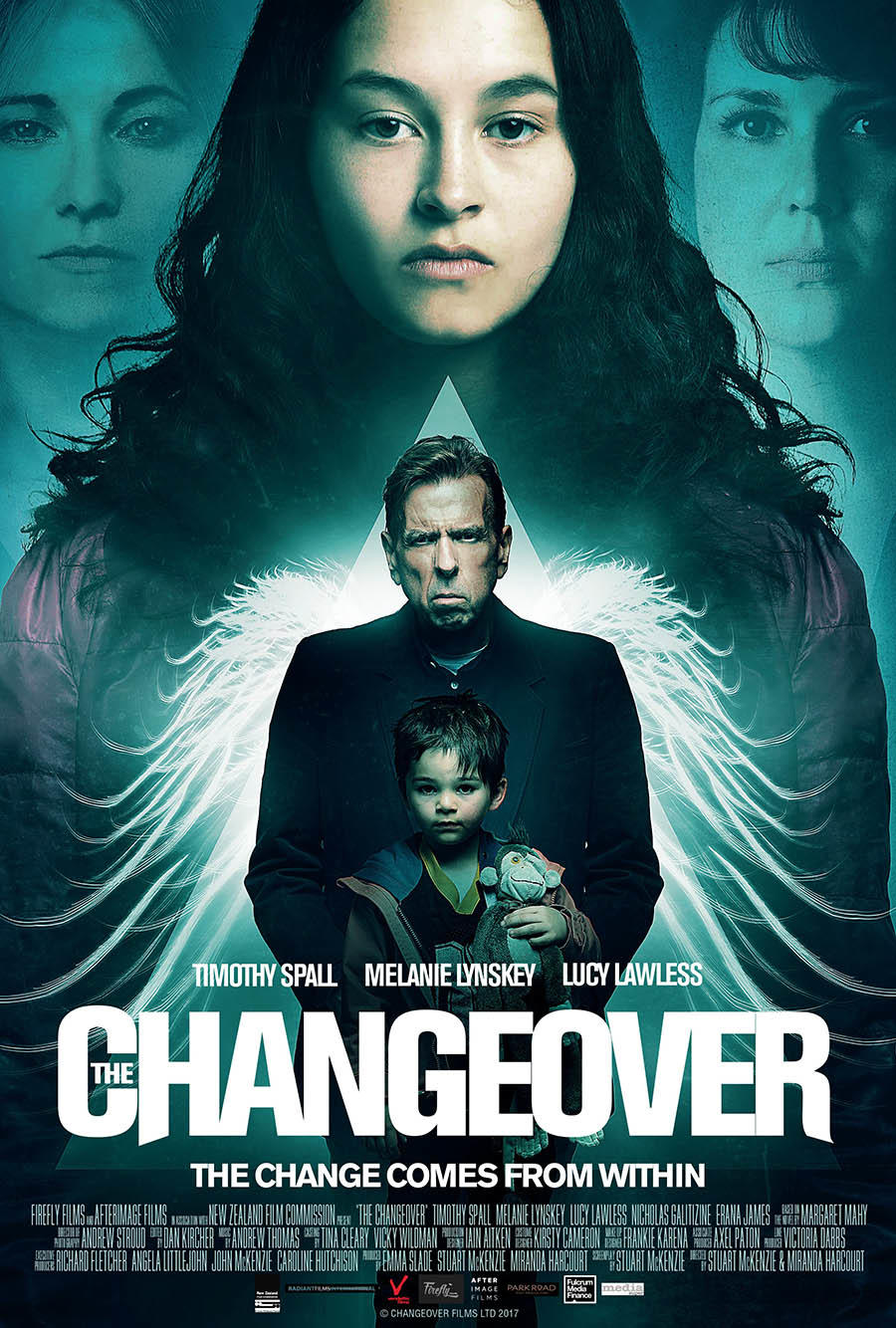 The Changeover poster art