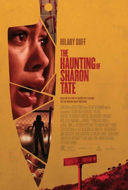 The Haunting of Sharon Tate poster art