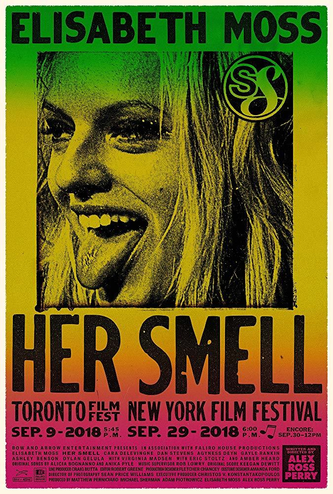 Her Smell poster art