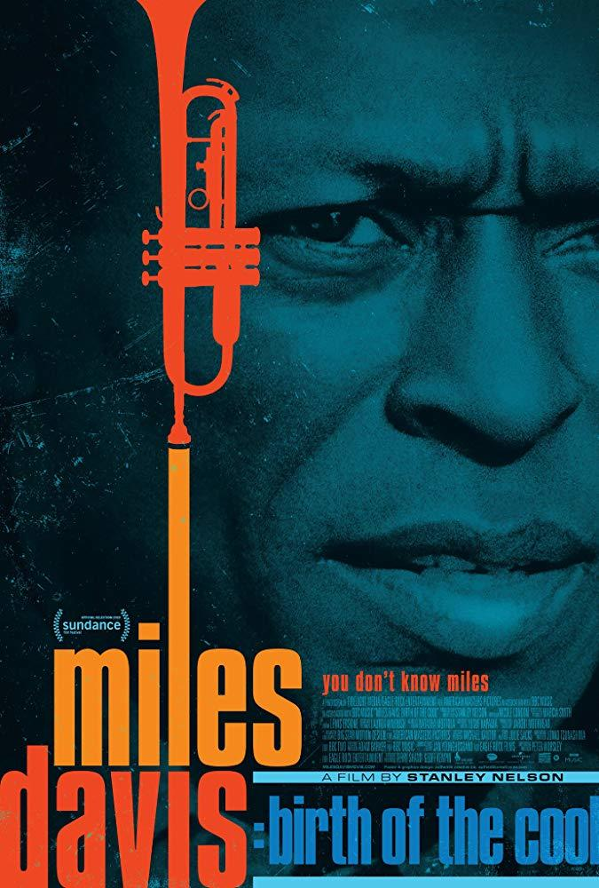 Miles Davis: Birth Of The Cool poster art
