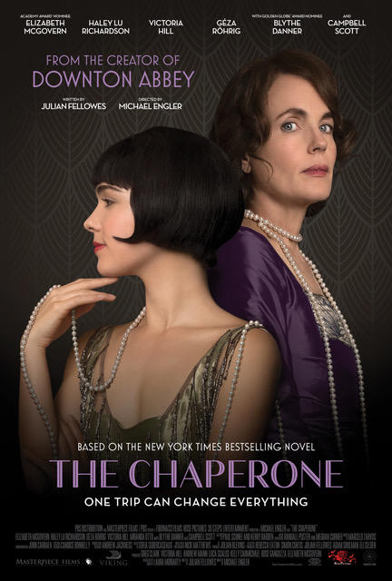 The Chaperone poster art