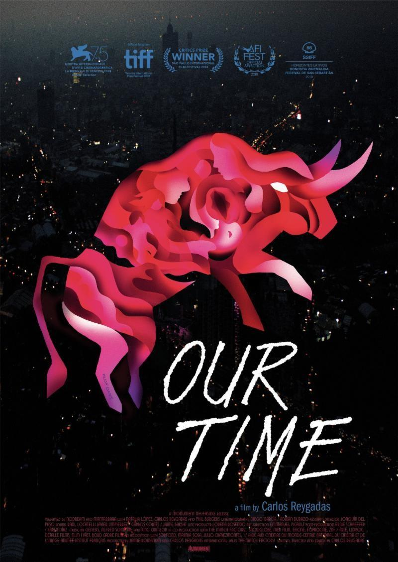 Our Time poster art