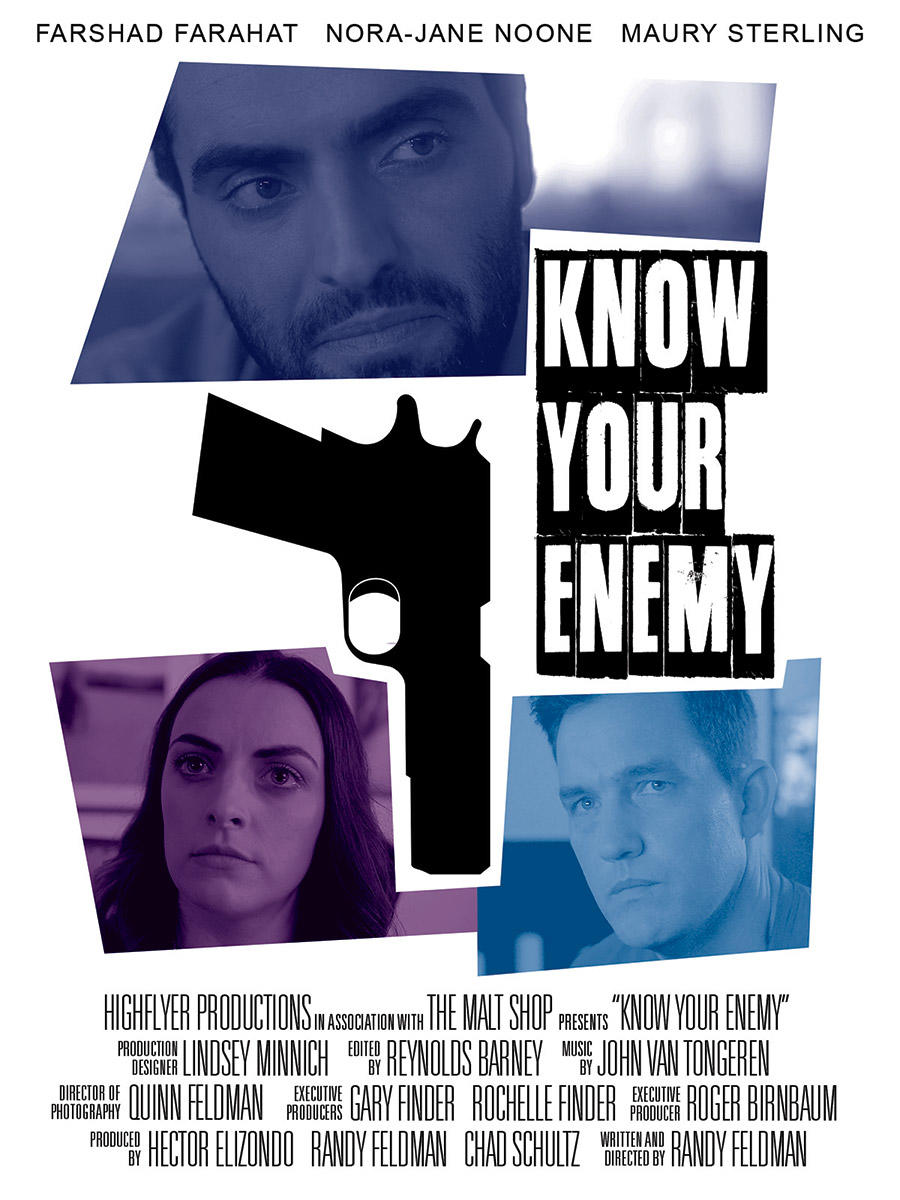 Know Your Enemy poster art