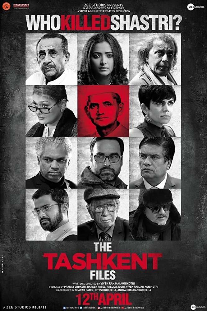 The Tashkent Files poster art