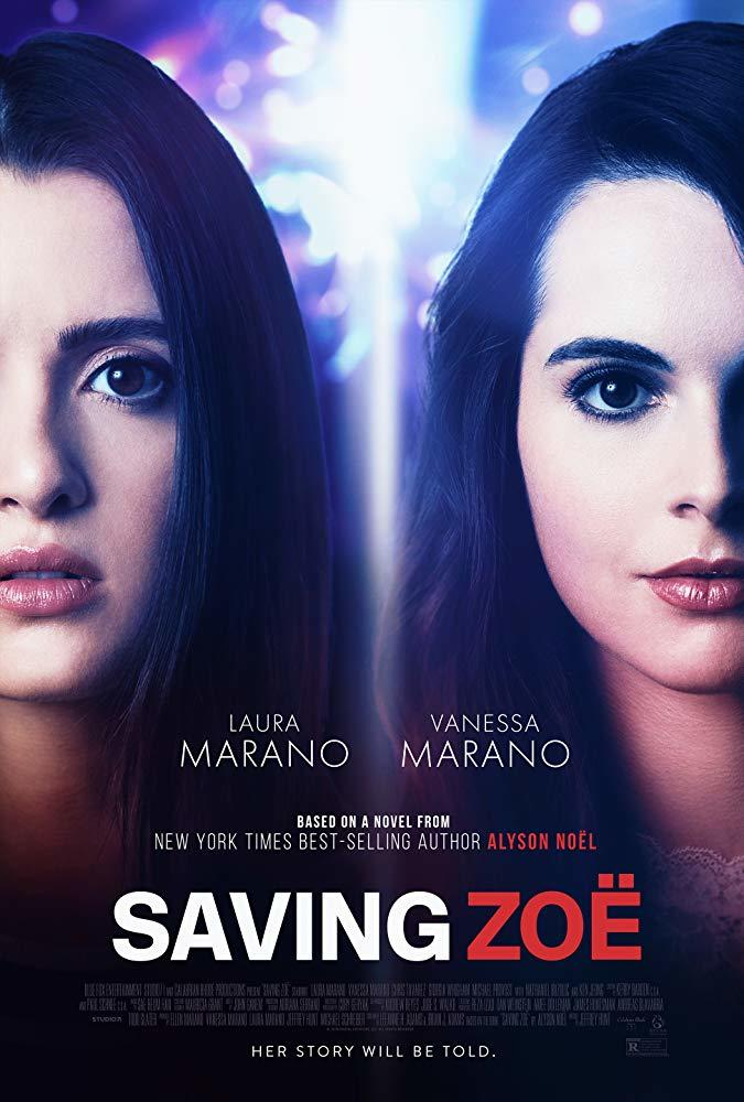 Saving Zoe poster art