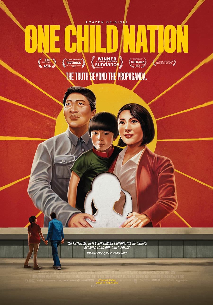 One Child Nation poster art