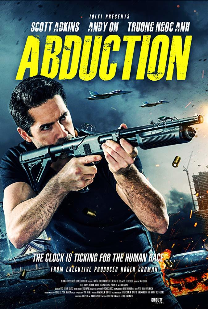 Abduction poster art