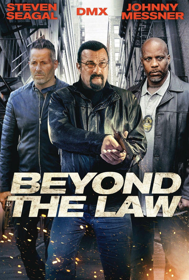 Beyond the Law poster art