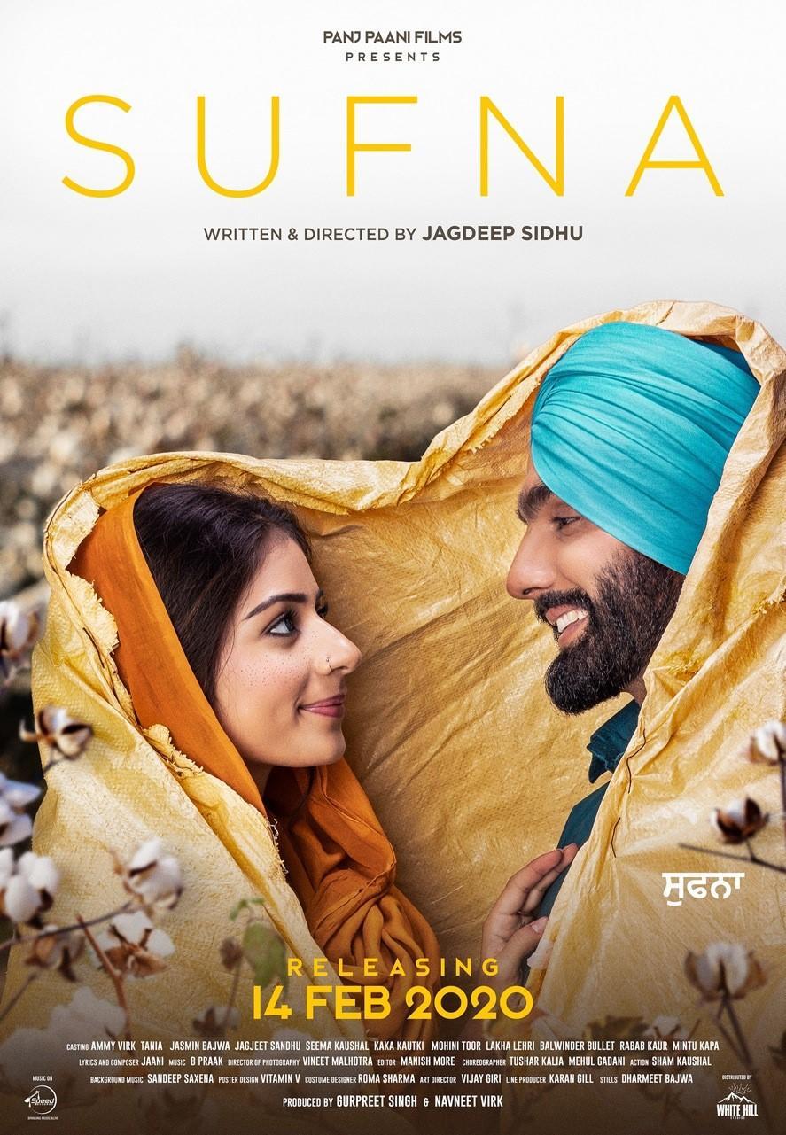Download Sufna (2020) Punjabi Movie Bluray || 480p [300MB] || 720p [900MB]