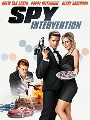 Spy Intervention to poster art