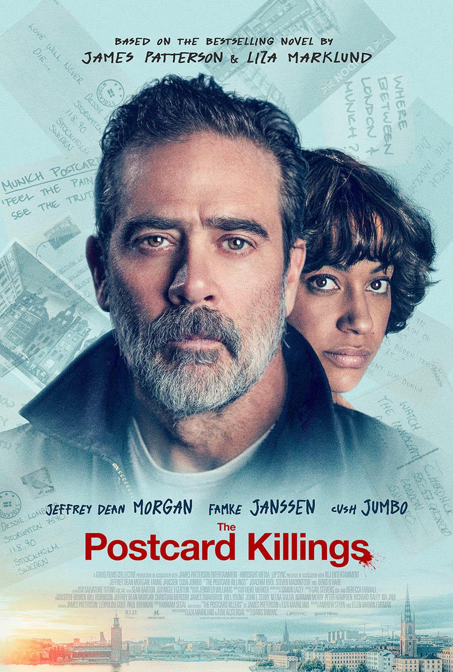 فيلم The Postcard Killings 2020 مترجم