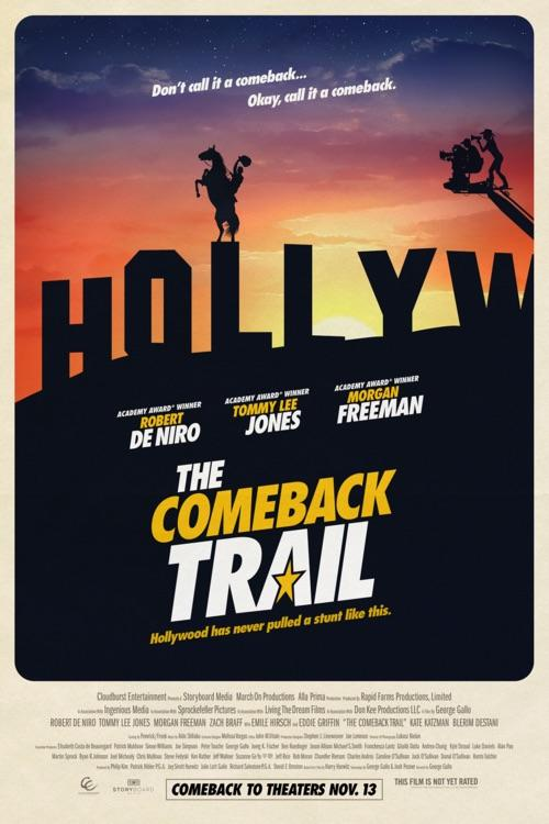 The Comeback Trail poster art
