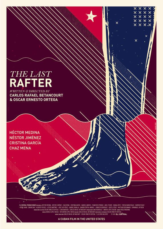 The Last Rafter poster art