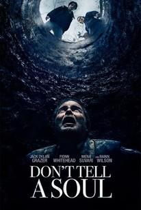 Don't Tell a Soul poster art
