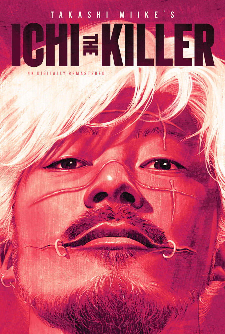 Ichi the Killer poster art