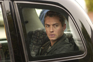 Jude Law stars as Will in